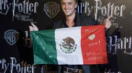 Videoclip Recopilatorio de la Visita de Tom Felton a México para la Promoción de 'Las Reliquias, Parte I'