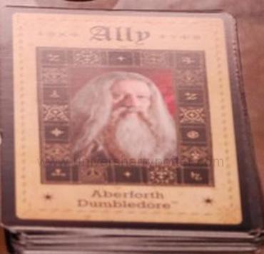 Primer Vistazo a Ciarán Hinds como Aberforth Dumbledore en 'Las Reliquias de la Muerte, Parte II'