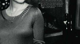Nuevas Imágenes de Bonnie Wright en Sesión Fotográfica para la Revista 'Tatler'
