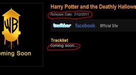 Confirmada fecha de Lanzamiento del Soundtrack de 'Harry Potter y las Reliquias de la Muerte, Parte II'
