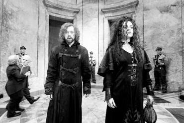 Filtrada Nueva Imagen de 'Las Reliquias, Parte II': Ron y Hermione en Gringotts