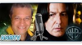 CONFIRMADO: Carlos Segundo NO vuelve como la voz de Snape en 'Las Reliquias, Parte II'