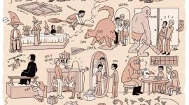 5 Primeras Historias de 'Harry Potter', Narradas al Entretenido Estilo de los Comics!