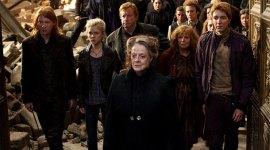 EW Revela Nueva Imagen Promocional de 'Harry Potter y las Reliquias de la Muerte, Parte II'