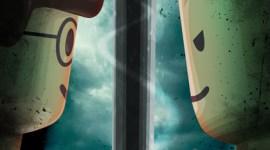 Poster de 'Harry Potter y las Reliquias de la Muerte, Parte II' en Formato LEGO!