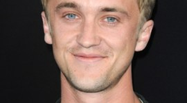 Tom Felton, en la Alfombra Roja de la Premier de 'The Hangover Part II' en Los Angeles
