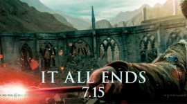 Nuevo Banner de 'Harry Potter y las Reliquias de la Muerte, Parte II': Harry Potter!