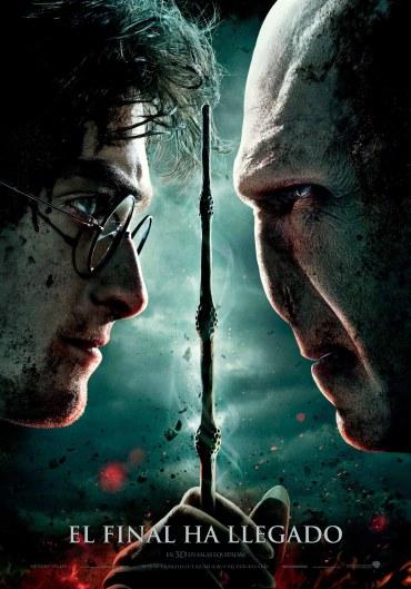 RECORDADORA: Hoy Sale el Último Tráiler Cinematográfico de 'Harry Potter': 'Las Reliquias II'
