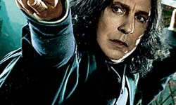 Nuevo Videoclip de 'Las Reliquias de la Muerte, Parte II' Nos Muestra la Historia de Severus Snape!