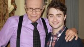 Especial Completo de Larry King 'Harry Potter: The Final Chapter' con Nueva Escena de 'Las Reliquias II'!