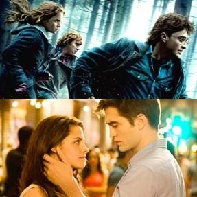 Guerra de Publicidad en Harry Potter