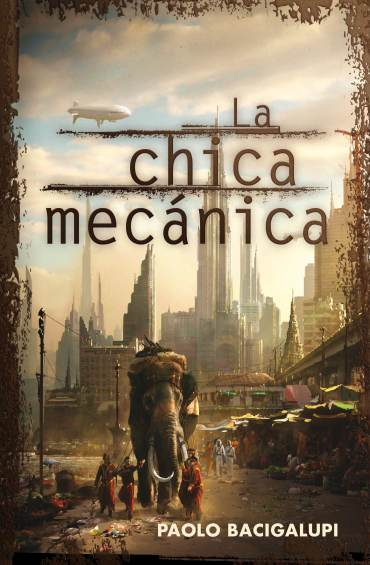 Recomendación Literaria: 'La Chica Mecánica'