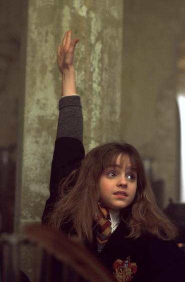 Si La Saga Fuese de: Hermione Granger