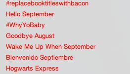 'Hogwarts Express' es un Trending Topic a Nivel Mundial
