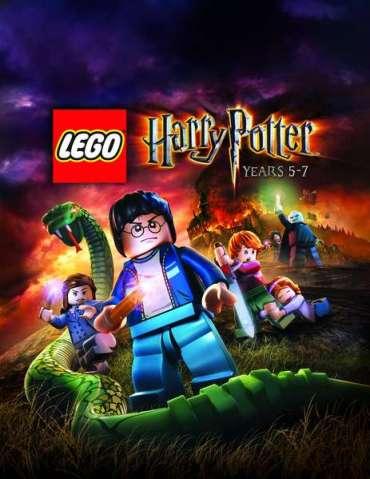 Videojuego Lego Harry Potter Años 5-7 para el 11 de noviembre