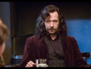 Si la Saga fuese de: Sirius Black