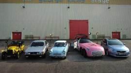 Ford Anglia de 'La Cámara Secreta', entre los 5 Vehículos más Memorables de 'Ford'