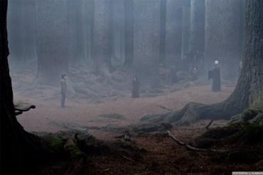 Imágenes promocionales 'Reliquias de la Muerte'
