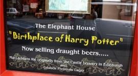 Edimburgo, Gran Inspiradora para JK Rowling y su Saga de 'Harry Potter'