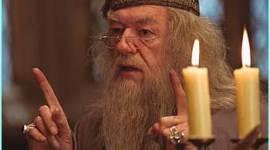 Albus Dumbledore, No.5 entre los Maestros Más Importantes del Mundo del Espectáculo