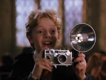 """Dato Curioso: El """"Ladrillo"""" de Colin Creevey en 'Harry Potter y la Cámara Secreta'"""