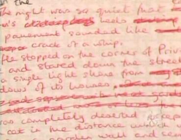 Exponen en Londres el Manuscrito Original de 'Harry Potter y la Piedra Filosofal'