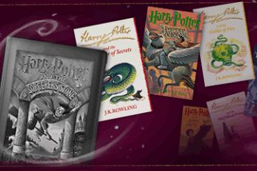 Pottermore: eBooks de 'Harry Potter' Terminan su Primer Mes con US $4,8 Millones en Ventas