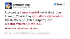 Rupert Grint prestará su voz en la serie 'American Dad'