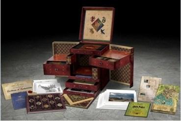 Ginny, Neville, Luna y Flitwick presentan la Wizard Collection de HP!
