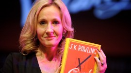 J.K. Rowling en Southbank Centre para presentar 'The Casual Vacancy'