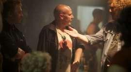 Más Imágenes Promocionales de Rupert Grint y Alan Rickman en la Producción Biográfica 'CBGB'