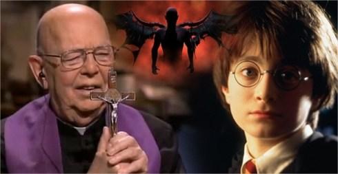 Harry Potter BlogHogwarts Satan