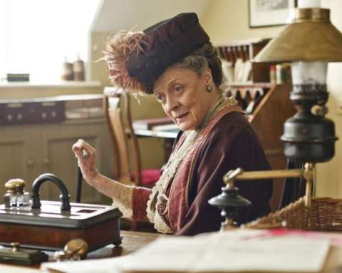 Harry Potter BlogHogwarts Maggie Smith