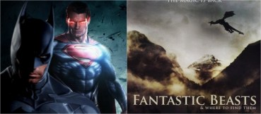 Superman y Batman Podrían Retrasar el Estreno de 'Animales Fantásticos' hasta 2017