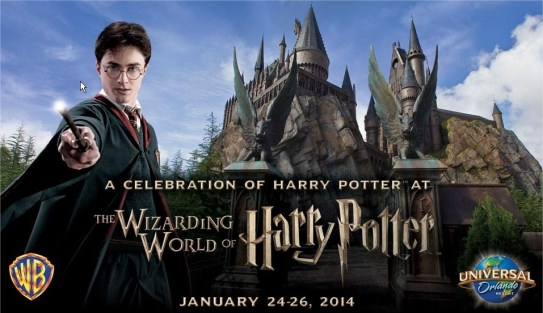 Harry Potter BlogHogwarts Celebracion Enero 2014