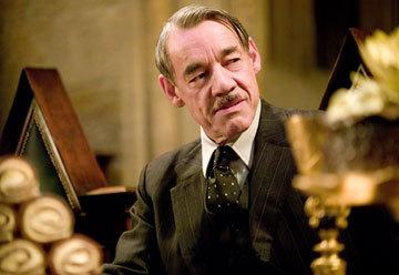 Fallece Roger Lloyd-Pack, Barty Crouch Sr. en 'Harry Potter y el Cáliz de Fuego'