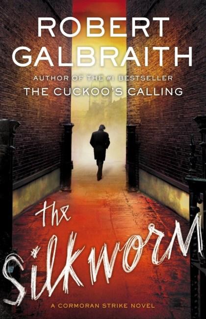 Harry Potter BlogHogwarts The Silkworm JK Rowling