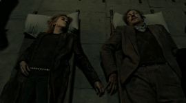JKR Habla en Twitter de la Muerte de sus Personajes en la Batalla de Hogwarts