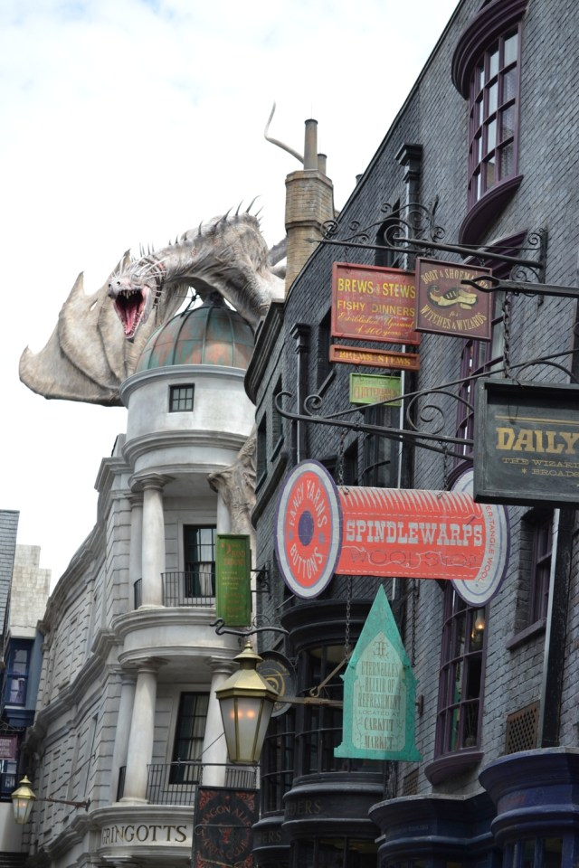 Harry Potter BlogHogwarts Callejon Diagon (2)