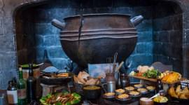 28 Imágenes en Alta Resolución del Callejón Diagon en el Parque de Harry Potter
