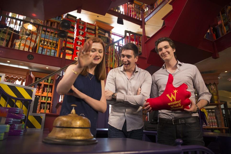 Harry Potter BlogHogwarts Callejon Diagon Orlando (24)