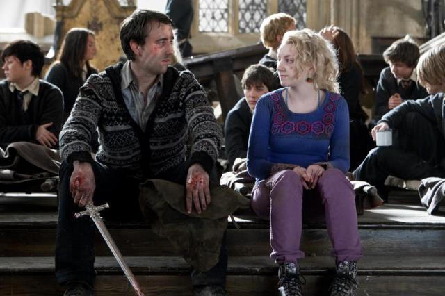 Harry Potter BlogHogwarts Luna y Neville