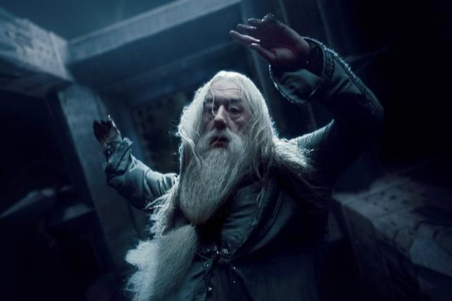 Harry Potter BlogHogwarts Muerte Albus Dumbledore