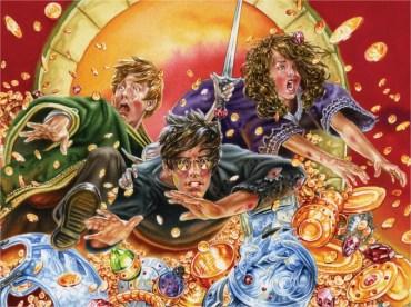 Se Cumplen 7 Años de la Publicación de 'Harry Potter y las Reliquias de la Muerte'