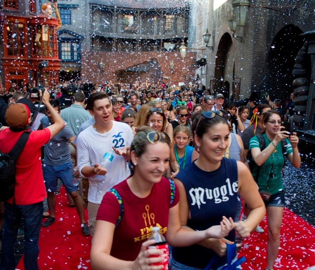 Harry Potter BlogHogwarts Apertura Callejon Diagon (6)