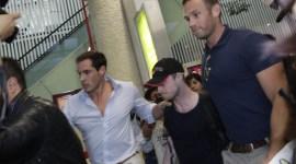 Detalles y Primeras Imágenes de la Llegada de Daniel Radcliffe a México