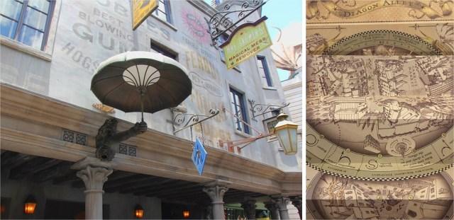 Harry Potter BlogHogwarts Detalles Callejon Diagon 13