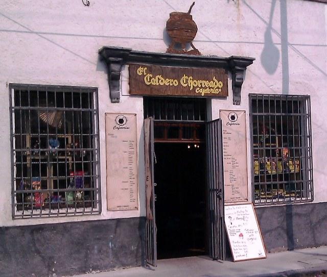 Harry Potter BlogHogwarts El Caldero Chorreado (2)