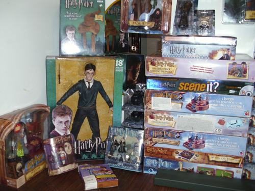 Harry Potter BlogHogwarts Guinness Records Productos Mexico (3)
