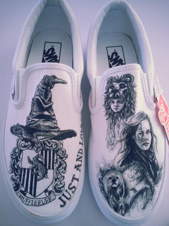 Harry Potter BlogHogwarts Zapatos de Harry Potter (12)